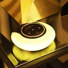 LED Wireless Bluetooth Audio Music Night Light Rechargeable Dimmable Table Lamp