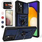 For LG Q7/ Q7 Plus/ Alpha Phone Case Hybrid TPU Rugged Clip Holster Stand Cover