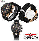 New INVICTA / DZ 2018 Watch Gift sales rose gold Men's Pro Diver Speedway Steel