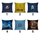 Star Trek Voyager USS Enterprise Discovery Movie Linen Cushion Pillow Case Cover on eBay