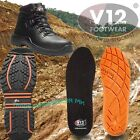 V12 THUNDER WATERPROOF SAFETY BOOTS WORK SAFETY V1215 Breathable Membrane