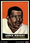 1961 Topps #171 Ernie Wright Chargers EX/MT $9.25 USD on eBay