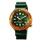 San Martin Tuna Dive Watch Men Solid Bronze 30ATM Automatic Sharky Wrsitwatch image