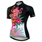 Women's Cycling Jersey Clothing Bicycle Sportswear Short Sle
