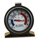 2 PCS Taylor 3507 TruTemp Refrigerator / Freezer Dial Type Stainless Thermometer photo