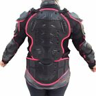 Motocross Full Body Armour Jacket Chest Shoulder Elbow Motorcycle Protect Suit U
