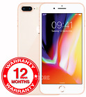 Apple iPhone 8 Plus - 64GB 256GB - Unlocked Smartphone Various Colours Grades  <br/> 20% off with code PURE20. Min spend £25 Max £75 off