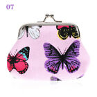 Women Clutch   Hasp  Retro Change Bag Card Holder Coin Purse Small Wallet