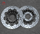 Floating Front Brake Disc Rotor For Triumph Sprint ST1050 & Rocket III 2294cc $180.48 USD on eBay