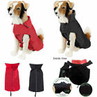 Pet Dog Warm Coat Winter Clothing Fleece Lined Puppy Jacket Waterproof Raincoat