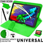 """Universal Flip Leather Stand & Rotate Case Cover For Lenovo tab 3 & 4 10.1"""" Inch"""