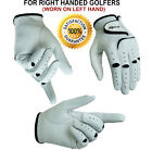 Apical Golf Glove RelaxGrip Men's for Right Handed Golfers Fits The Left Hand