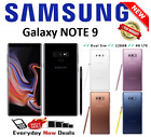 New Samsung Galaxy Note 9 N960F DUAL SIM (128GB) Unlocked Smartphone - 3 Colours