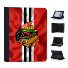 Chicago Blackhawks Sport Case For iPad 2 3 4 Air 1 Pro 9.7 10.5 12.9 2017 2018 $18.99 USD on eBay