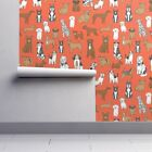 Wallpaper Roll Dog Dogs Pets Pet Dog Orange Puppy Dog Breeds 24in x 27ft