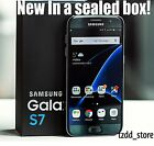 Samsung Galaxy S7 - New in a sealed box! World Wide Unlock! 3 color available.