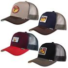 Djinns HFT FOOD Cap High Fitted Trucker Mesh Kappe Pizza Taco Hot Dog Burger Hat