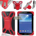 Tablet Soft Silicone Stand Cover Case For Samsung Galaxy Tab 1/2/3/4 Note