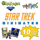 STAR TREK MiniMates Series Figures on eBay