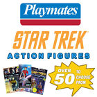 PLAYMATES Star Trek Action Figure Series on eBay