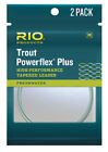 Внешний вид - RIO Powerflex Plus Leader - 2 pk
