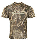 DRAKE Waterfowl Systems Performance Short Sleeve Realtree Max-5 Crew T-ShirtShirts & Tops - 177874
