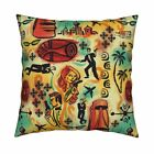 International Exotic James Bond Throw Pillow Cover w Optional Insert by Roostery $41.0 USD on eBay