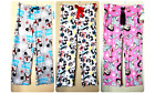 *NWT-  WOMEN'S SLEEP PANT - SOFT PLUSH - PEANUT, BETTY BOOP, FROSTY SNOWMEN $7.98 USD on eBay