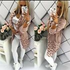 Womens Ladies Ruched Gathered Longline Knitted Open Jumper Cardigan Top Jacket