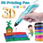 Kyпить 3D Printing Pen Crafting Doodle Drawing Arts Printer Modeling PLA/ABS Filaments на еВаy.соm