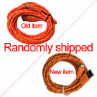 Braided USB Data&Sync Charger Lightning Cable Cord For iPhone xs 6s 6 7plus se x