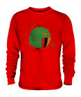 ZAMBIA FOOTBALL UNISEX SWEATER  TOP GIFT WORLD CUP SPORT