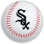 Chicago White Sox Old MLB Logo Ball Car Bumper Sticker Decal - 9'', 12'' or 14'' on Ebay
