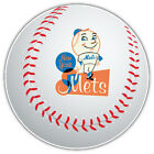 New York Mets MLB Logo Ball Car Bumper Sticker Decal -  9'', 12'' or 14'' on Ebay