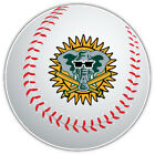 Oakland Athletics MLB Head Logo Ball Car Bumper Sticker Decal- 9'', 12'' or 14'' on Ebay