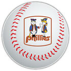 Philadelphia Phillies MLB Old Logo Ball Car Bumper Sticker  - 9'', 12'' or 14'' on Ebay