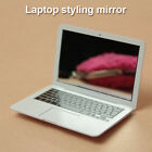 Внешний вид - Mini Pocket MacBook Air Laptop Glass Women Makeup Mirror White/Sliver