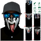 Cycling Motorcycle Otdoor Neck Tube Ski Scarf Face Mask Balaclava Halloween