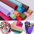 Внешний вид - 50*70cm Colored Corrugated Paper Scrapbooking Packs Wrapping Origami Paper