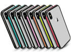 iPhone XR Case Shock Proof Crystal Clear Silicone Protective Bumper Cover Slim