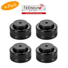 4PCS Adjustable Isolation Stand Feet Spikes Base Pad for HiFi Speaker Player Amp