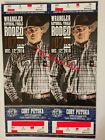 2 AWESOME Aisle NATIONAL FINALS RODEO TICKETS - Wed 12/12/18 - SECTION 223 NFR