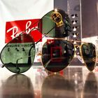 ray ban 0RB3025 aviator metal UK rayban tempered glass lens 100% UV RB 3025