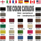 Genuine Leather Repair Patches Kit Multi Size & Color - 3 DAYS FREE SHIPPING