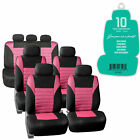 3 Row SUV Seat Covers for 7 Seaters SUV Full Set 12 Colors w/ Free Gift $82.54 USD on eBay