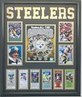Pittsburgh Steelers Super Bowl Championship 20x24 Black frame or mat on eBay