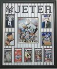 Derek Jeter 5 time World Series Champion 20x24 Black frame or mat Yankees on Ebay
