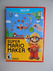 Nintendo Wii U Mario Games! You Choose from Selection! Many Titles!
