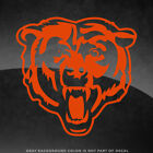 "Chicago Bears NFL Vinyl Decal Sticker - 4"" and Larger - 30+ Color Options! on eBay"