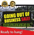 GOING OUT OF BUSINESS SALE Banner Vinyl /Mesh Banner Sign Many Sizes USA